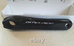 4iiii SHIMANO DURA-ACE FC-R9100 LEFT ARM CRANK POWERMETER BLACK 172.5mm