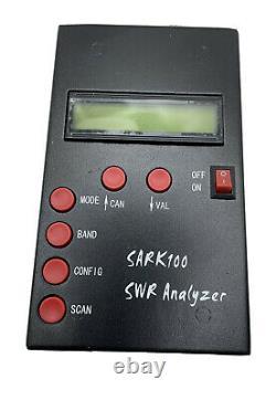 ANT SWR Antenna Analyzer Meter For SARK100 Ham Radio (no Power Supply Or Cords)