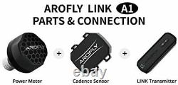AROFLY Link A1 Power-meter-Cycle controller with Bluetooth ANT + function Pewte