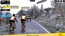 Bodybike Connect. ANT+. Connect to Zwift / Rouvy etc. FREE HR Monitor Look
