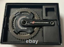 Campagnolo Campy Super Record 11-Speed SRM Power Meter 52/36 172.5mm crank lngth