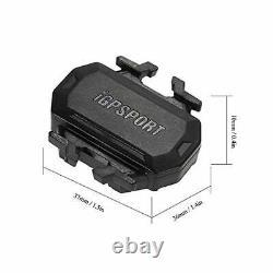 Capteur de cadence iGPSPORT C61 double module Bluetooth et ANT +