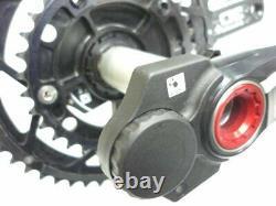 Crank Body Rotor Power Meter Crankset 3D Ant 170Mm 50-34T Secondhand