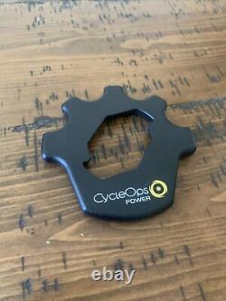 CycleOps Powertap ANT+ PowerMeter Hub 28H 130mm Shimano SRAM 8/9/10 with Computer