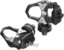 Favero Assioma DUO Power Meter Pedals with Power Bank Black Cleat upgraded model