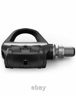 -Garmin Rally RK200 Sensore di Potenza Doppio Compatibilità con Tacchette Look