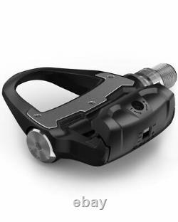 -Garmin Rally RS200 Sensore di Potenza Doppio Compatibilità con Tacchette Shima