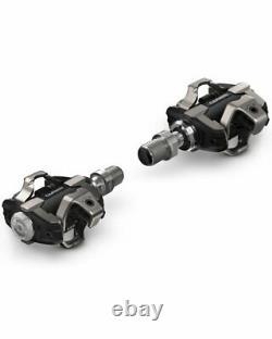 -Garmin Rally XC200 Sensore di Potenza Doppio Compatibilità con Tacchette Shima