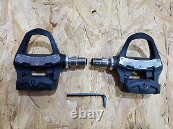 Garmin Vector 3 Dual Sensing Power Meter Cycling Pedal set with Flat Pedal Adapter