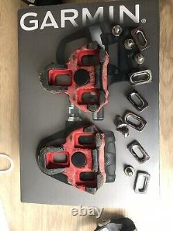 Garmin Vector 3 Dual Sensing Power Meter Cycling Pedals With Cleats