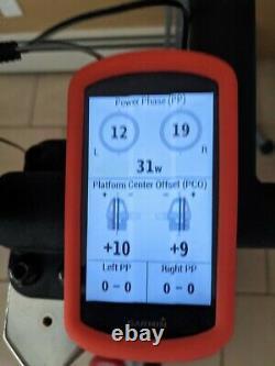 Garmin Vector 3 Dual Sensing Power Meter Pedals New Battery Board/Door Installed