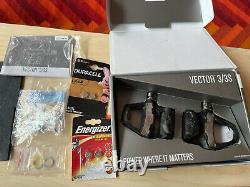 Garmin Vector 3s Power Meter Cycling Pedals