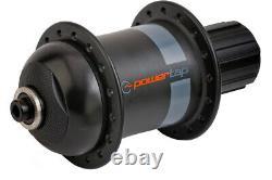 Powertap G3 Hub Bicycle Cycle Bike Power Meter Black 24 Hole