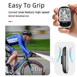 Road Bike BLE4.0/ANT+ Computer Cadence Heart Rate Power Meter Computer Z2G5