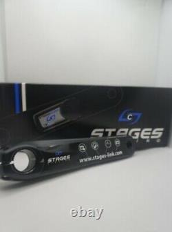 Shimano Ultegra 8000 Stages Power Sinistro 172.5 mm Powermeter Left