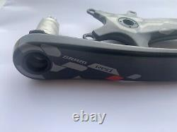 Sram Red 22 Quarq Power Meter 53/39t 130BCD 11-speed 175mm ANT+ BB30/PF30