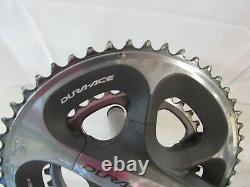 Stages Power Meter Dura Ace FC-7950 175mm 50/34T Compact Ant+ Crankset withBB