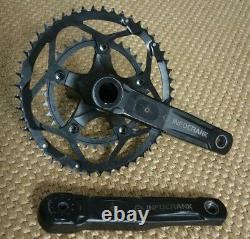 Verve Infocrank Classic Power meter 172.5mm 50/34 Chainset