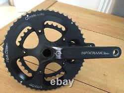 Verve Infocrank Classic Power meter 175mm 52/36 Chainset