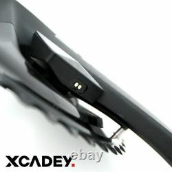 XCADEY 2XPOWER Potenciómetro Dual LR ANT+ / Bluetooth Platos Recargable IPX6